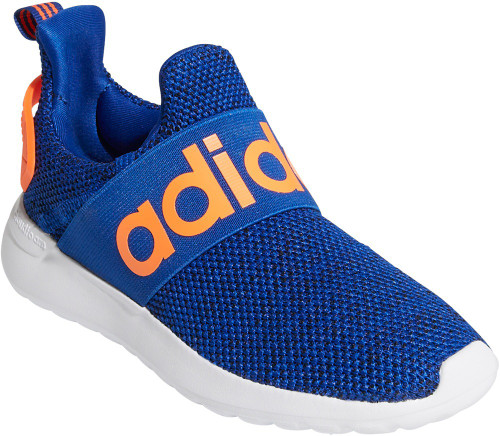 Adidas Lite Racer Adapt Boys Category: Fashion Sneakers Color: Collegiate Royal - Solar Orange - Cloud White ItemNumber: BEG1367