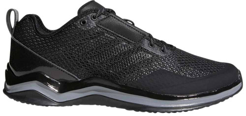 Adidas Speed Trainer 3-0 Mens Category: Cross Training Color: Core Black - Core Black - Iron Metallic ItemNumber: MB54124