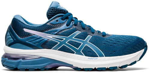 Asics GT-2000 9 Womens Category: Running Color: Mako Blue - Grey Floss ItemNumber: W1012A859-400