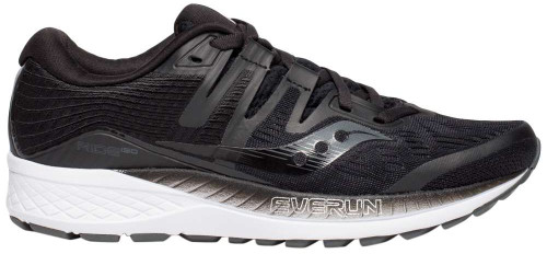 Saucony Ride ISO Womens Category: Running Color: Black ItemNumber: WS10444-2