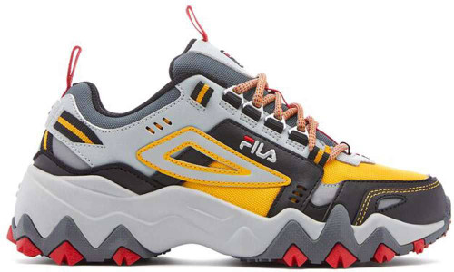 Fila Oakmont TR Boys Category: Fashion Sneakers Color: Citrus - Highrise - Black ItemNumber: B3JM01271-703