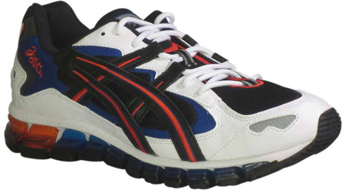 Asics Gel-Kayano 5 360 Mens Category: Running Color: White - Black - Blue ItemNumber: M1021A198-001