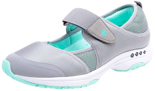 Easy Spirit Tropic 2 Womens Category: Flats Color: Medium Grey ItemNumber: WSETROPIC2-030