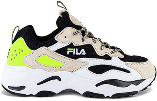 Fila Ray Tracer Womens Category: Fashion Sneakers Color: Black - Tpca - White ItemNumber: W5RM01023-022