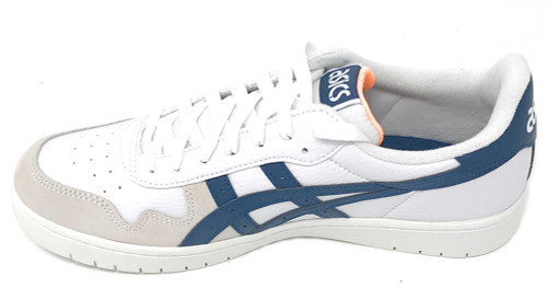 Asics Japan S Mens Category: Fashion Sneakers Color: WHITE - MAKO BLUE ItemNumber: M1191A370-100