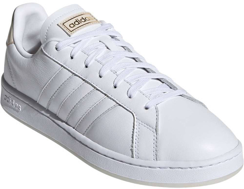 Adidas Grand Court Mens Category: Fashion Sneakers Color: White - White - Alumina ItemNumber: MFY8238