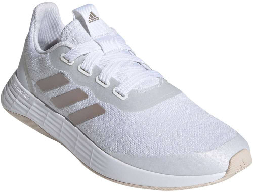 Adidas QT Racer Sport Womens Category: Running Color: White - Champagnemet - Halo Ivory ItemNumber: WFY5360