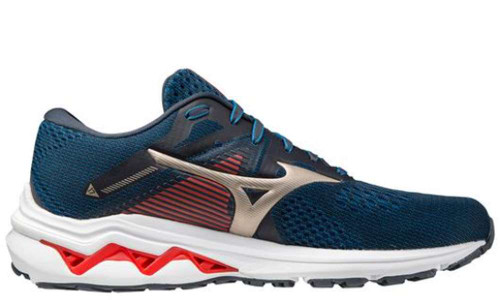 Mizuno Wave Inspire 17 Mens Category: Running Color: India Ink ItemNumber: M411306-5353