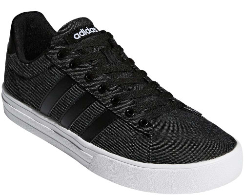 Adidas Daily 2-0 Mens Category: Fashion Sneakers Color: Core Black - Core Black - Cloud White ItemNumber: MDB0284