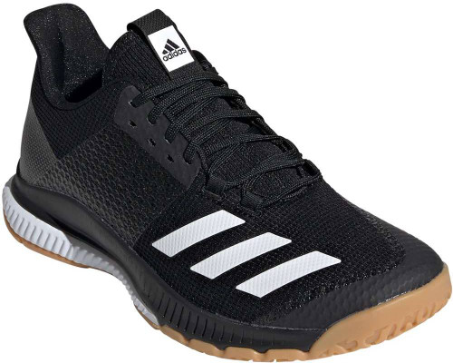 Adidas Crazyflight Bounce Womens Category: Indoor Court Color: Coreblack - White - Gum ItemNumber: WBD7918
