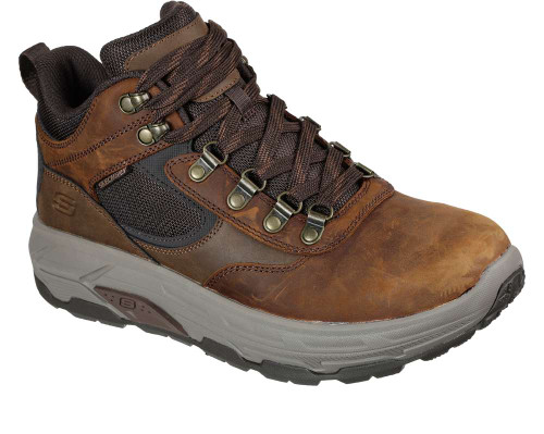 Skechers Max Stout Onvoy Mens Category: Boots Color: Dark Brown ItemNumber: M204200-CDB