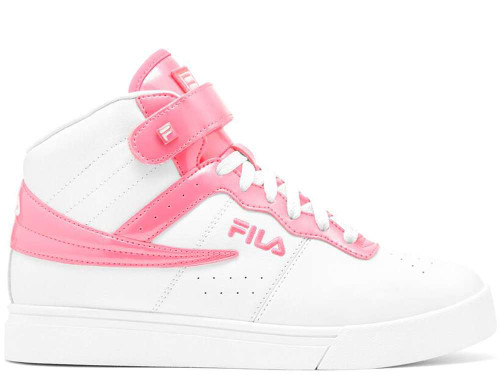 Fila Vulc 13 Anodized Womens Category: Fashion Sneakers Color: White - Knockoutpink - Knockoutpink ItemNumber: W5FM01157-154
