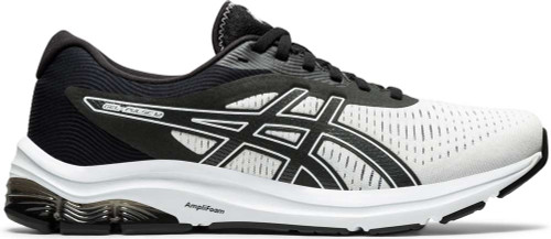 Asics GEL-Pulse 12 Mens Category: Running Color: White - Black ItemNumber: M1011A844-100