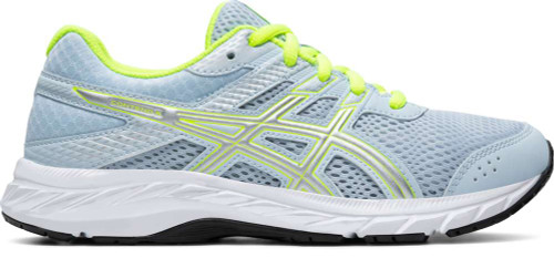 Asics Contend 6 GS Girls Category: Running Color: Soft Sky - Pure Silver ItemNumber: G1014A086-400