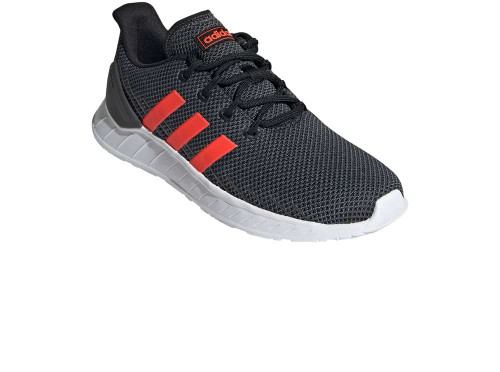 Adidas Questar Flow NXT Mens Category: Running Color: Core Black - Solar Red - Grey Six ItemNumber: MFY9562