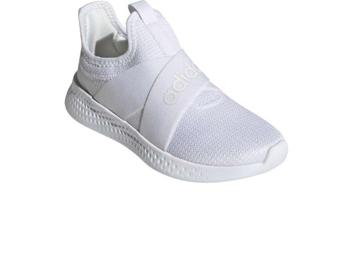 Adidas PureMotion Adapt Womens Category: Fashion Sneakers Color: White - White - White ItemNumber: WH02771