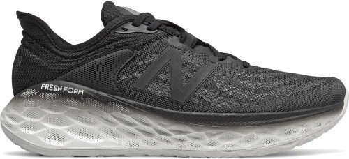 New Balance Fresh Foam More Mens Category: Running Color: Black - Orca ItemNumber: MMORBK