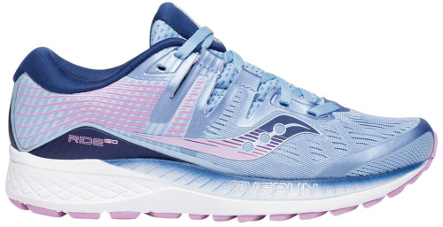 Saucony Ride ISO Wide Womens Category: Running Color: Blue - Navy - Purple ItemNumber: WS10445-1