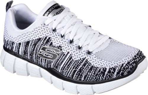 Skechers Equalizer 2.0 Perfect Game Mens Category: Cross Training Color: White - Black ItemNumber: M51531WBK