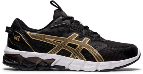 Asics GEL-Quantum 90 Mens Category: Running Color: Black - Pure Gold ItemNumber: M1201A064-002