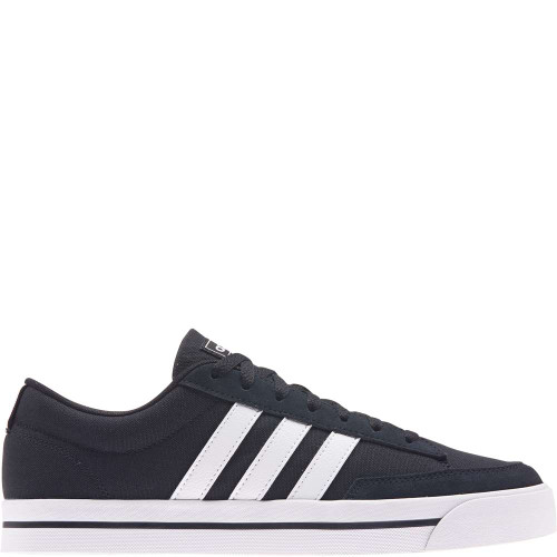 Adidas Retrovulc Mens Category: Fashion Sneakers Color: Core Black - White - Core Black ItemNumber: MH02207