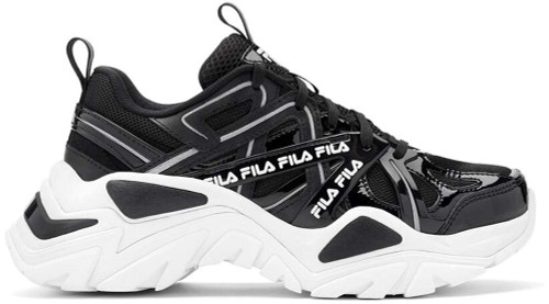 Fila Electrove 2 Womens Category: Fashion Sneakers Color: Black - Black - White ItemNumber: W5RM01744-013