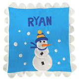 Snowman |  | Little Moonjumper - Limited Edition Stroller blanket