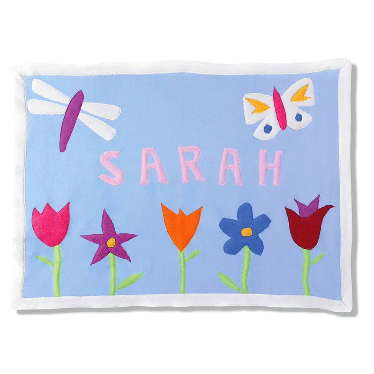 Mary Mary Crib Blanket