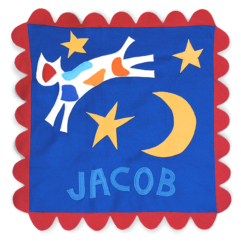 Moonjumper Stroller Blanket