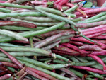 Pink Eyed Purple Hulled Pea Seeds QTY. 25