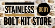 Totally Stainless Body Bolt Kits