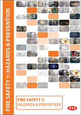Fire Safety 1: Hazards & Prevention Training DVD