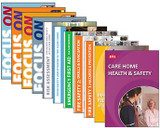 Working Safely in the Care Home Training DVD Bundle