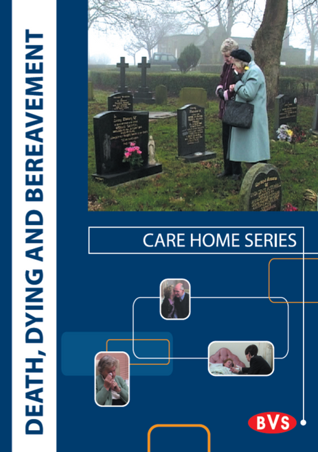 Death, Dying & Bereavement Training DVD