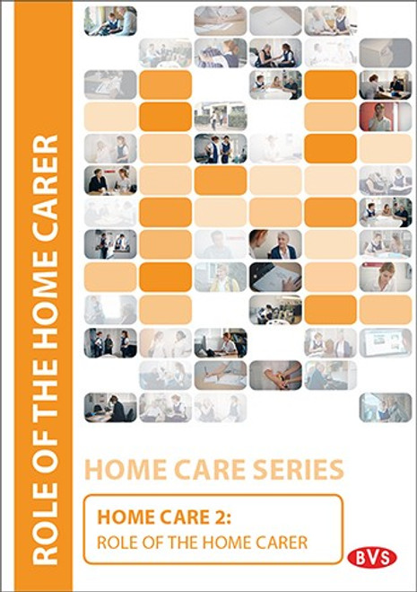 Home Care 2 - Role of the Home Carer Training DVD