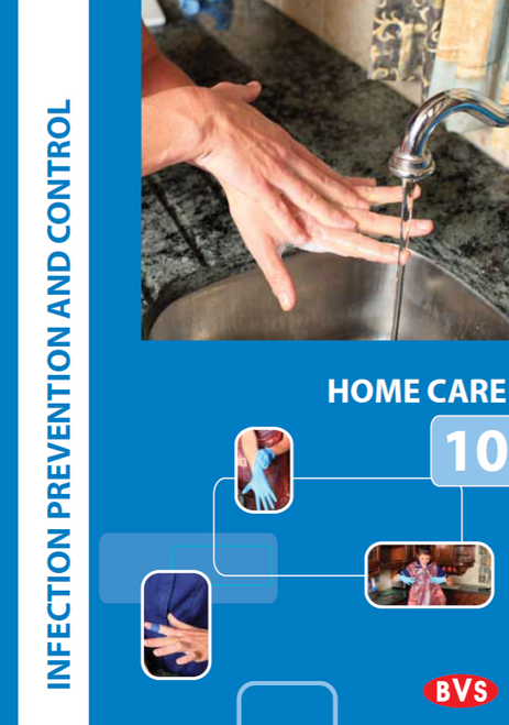 Home Care 10 - Infection Prevention & Control Training DVD