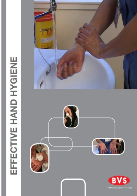 Effective Hand Hygiene Training DVD