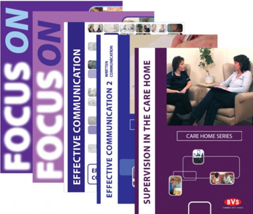 Effective Communication Training DVD Bundle