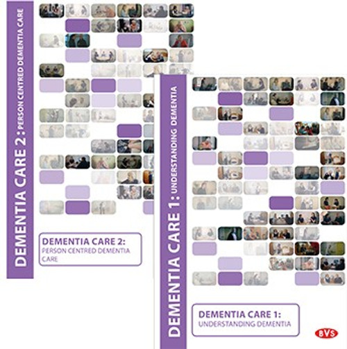 Dementia Care Training DVD Bundle