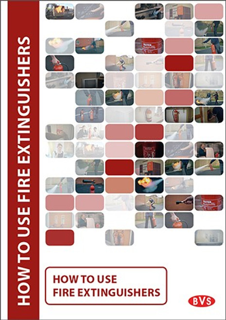 How to Use Fire Extinguishers Training DVD