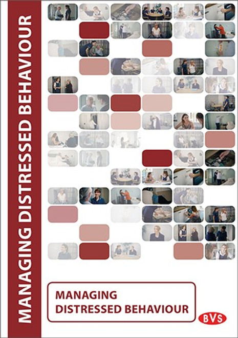 Managing Distressed Behaviour Training DVD