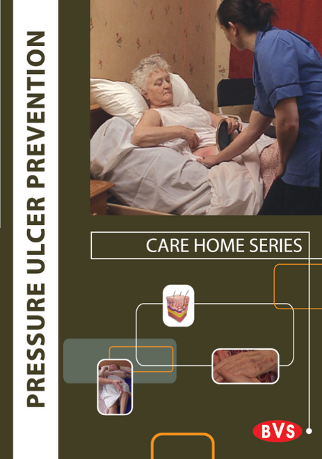Pressure Ulcer Prevention Training DVD