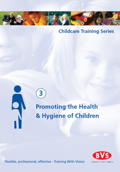 Promoting the Health & Hygiene of Children Training DVD