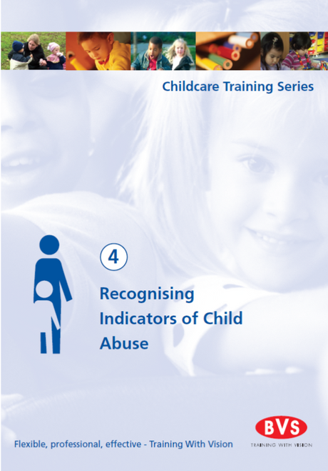 Recognising Indicators of Child Abuse Training DVD