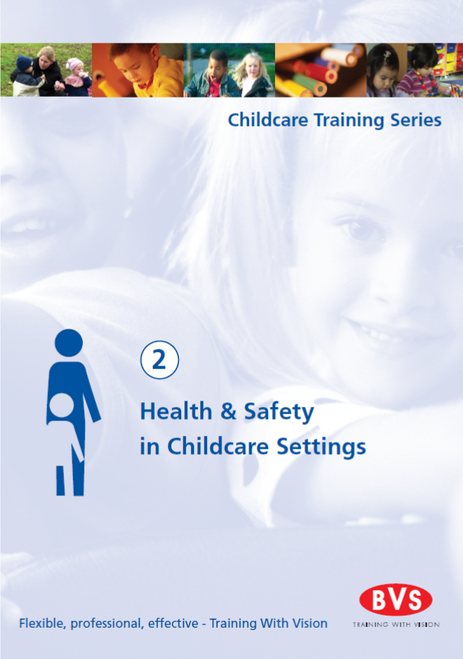 Health & Safety in Childcare Settings Training DVD