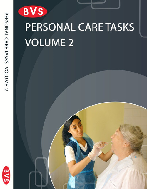 Personal Care Tasks: Volume 2  Training DVD