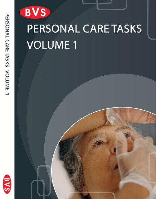 Personal Care Tasks: Volume 1  Training DVD