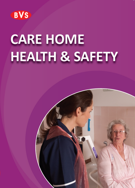Care Home Health and Safety Training DVD