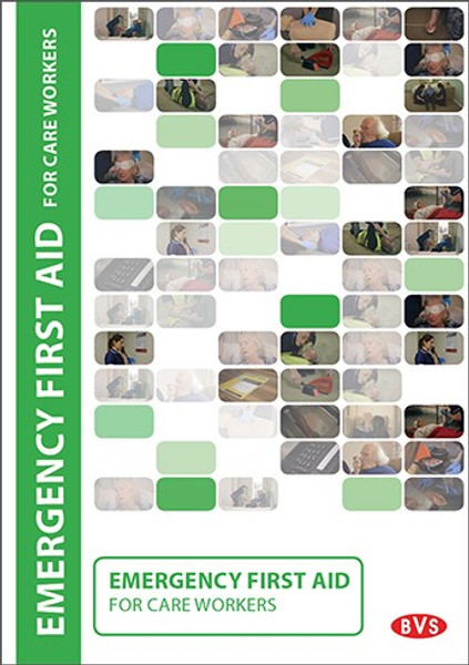 Emergency First Aid for Care Workers Training DVD