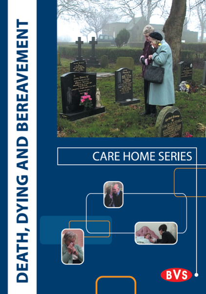 Death, Dying & Bereavement Training DVD